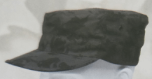 Army Cap Basic Military Style Vintage Top Hat